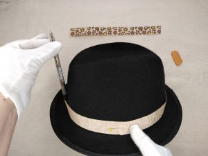 Step 5 - Identify The Depth of The Hat Gap