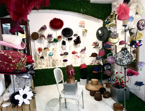 Getting Into The Hat Making and Millinery Business